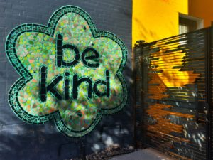 Be Kind on Pennington St.